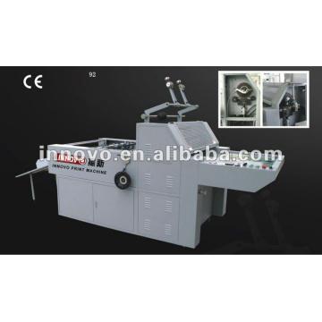 Semi-automatic hydraulic laminator