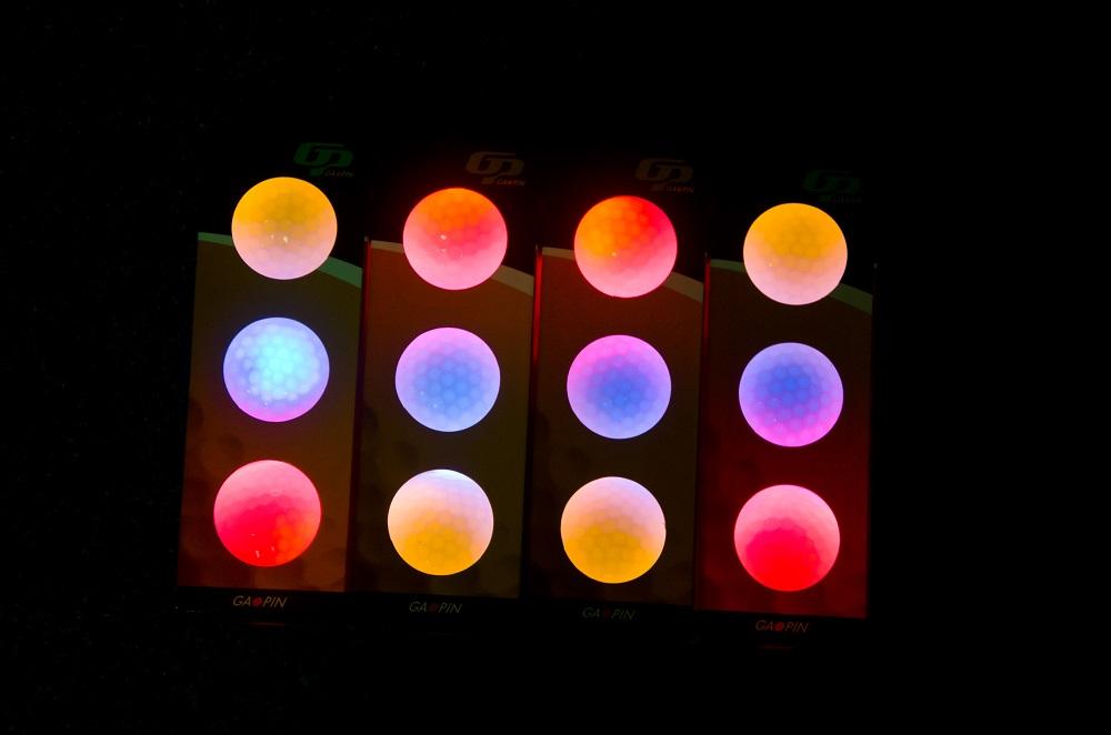 LED Glow Balls