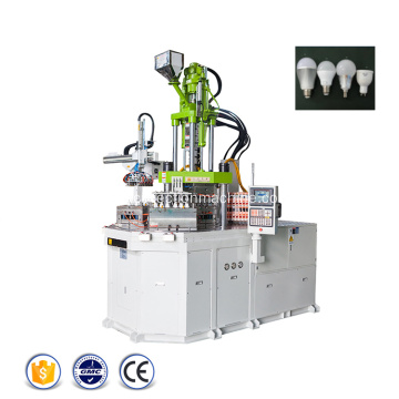 Aluminium LED Cup Rotary Injection Molding Machine