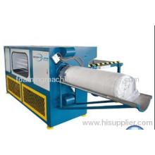 Automatic mattress roll packing machine