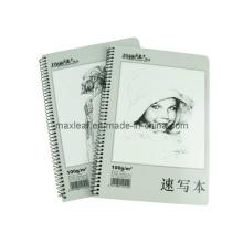 Dreamland Hardcover Blank Paper Notebook Sketchbook Diário Jornal Notepad