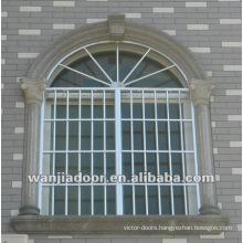 window grill design/foshan wanjia brand