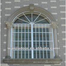 projeto grade da janela / foshan wanjia marca