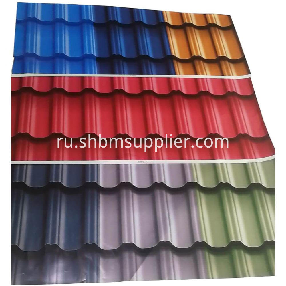 New Style Mgo Roof Sheets