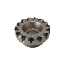 Efficient PCBN Milling Cutters