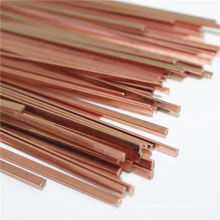 Chinese supplier BCuP-2 phosphorus Copper brazing alloy welding rod