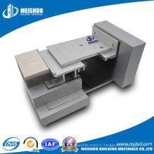 Couvercles métalliques robustes / Joint d'expansion
