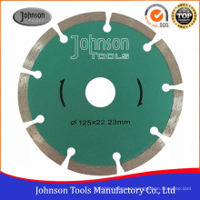 125mm Sintered Segment Saw Blade for Stone or Brick