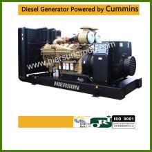 Powered by Cummins 640kw/800kva generator set