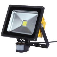 30W recarregável portátil sensor de luz de trabalho LED (F30B)