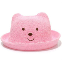 Lovely Bear Unisex Bear Bowler Hat