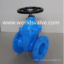BS5163 válvula de esclusa de hierro dúctil