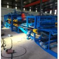 EPS Foam Sandwich Panel Forming Machine