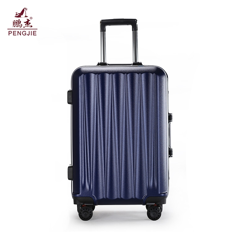 Fashion ABS Trolley luggage Suitcase With Universal Wheels