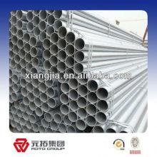 prix d'usine de tuyau d'échafaudage de fer galvanisé