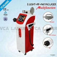 Multifunción mejor para la eliminación de tatuajes láser Nd: YAG