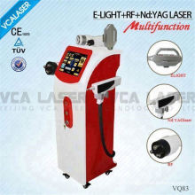 Multifonction meilleur pour l'enlèvement de tatouage Nd: YAG laser