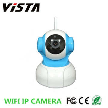 Sistema di sicurezza 720p Wireless telecamera IP Webcam con microfono
