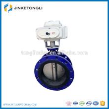 regulador de gas de acero inoxidable clase de válvula de mariposa 150 JKTL BT062L