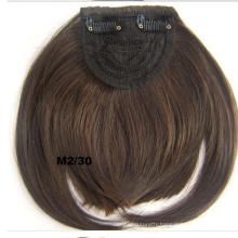 Front Hair Bangs Extension Clip in Bang Hair Fringe