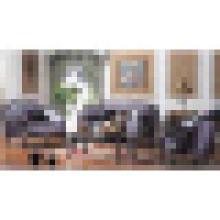 Wohnzimmer Stoff Sofa für Holz Wohnmöbel (D535)