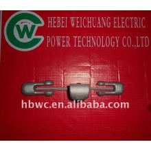 amortiguador de vibración galvanizado en caliente para OPGW
