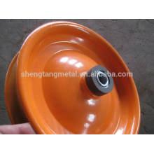 высокое качество стальной обод для 16-дюймовые колеса
