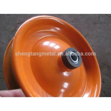 aro de aço para rodas de 16 polegadas