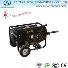 Generador de la gasolina del cobre de Astra Korea del cobre de 2.5kw 100%