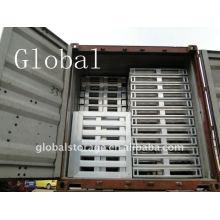 European style Aluminum Pallet