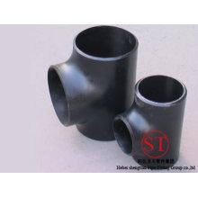 Carbon Steel Butt Welded Pipe Tee