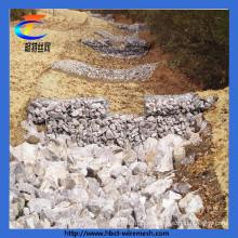 PVC-beschichtetes / verzinktes Sechskant-Maschendraht
