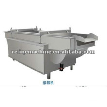 vegetable&fruit vibration selecting machine/mushroom vibration selecting machine