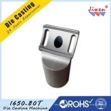 El aluminio a presión el tubo del ángulo de la fundición, ADC12 de aluminio a presión piezas de la fundición