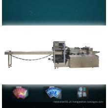 Máquina de embalagem horizontal de pomada de alívio de dor