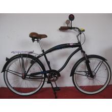 Vélo de croisière de plage de haute qualité de 26 po à l'arrière de l'usine (FP-BCB-C031)