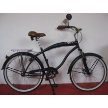 "Rear Factory High Grade 26"" Beach Cruise Bike (FP-BCB-C031)"