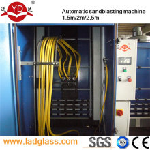 Glass Decoration Sand Blasting Machines