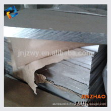 Plaque en aluminium alliage 7075 à chaud avec qualité supérieure