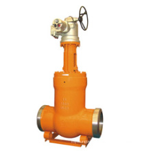 Pressure Seal Electric Gate Valve