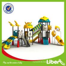 Outdoor Spielplatz Ausrüstung in Vorschule LE-JG007 verwendet