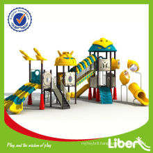 Outdoor Playground Equipment Used In Preschool LE-JG007
