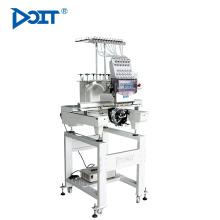 Máquina de bordar automática DT1201-CS Única máquina de bordar computadorizada industrial cabeça
