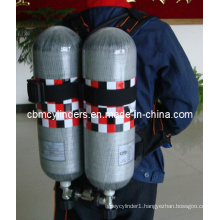 Double- Cylinder (2*6.8L) Positive Air Breathing Apparatus Set