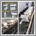 Cob track light15w 20 watt 30 watt führte schienenlichtschiene licht leuchte 15 Watt led COB schienenleuchten für US und Kanada