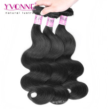 Unprocessed Virgin Body Wave Brazilian Human Hair