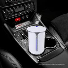 Aromacare Mini humidificateur d'air coloré de voiture de la lampe 40ml de nuit de LED
