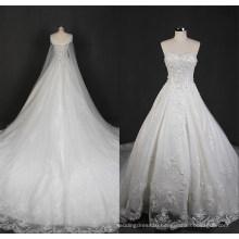 Detachable Shawl Ballgown Bridal Wedding Dress Wgf1702