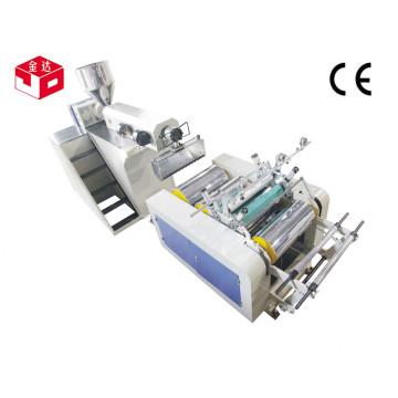 Machine de film en stretch extensible en PVC