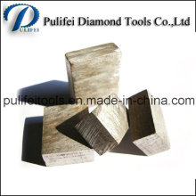 Sandwich Type Multi Layer Granite Marble Diamond Cutting Segment